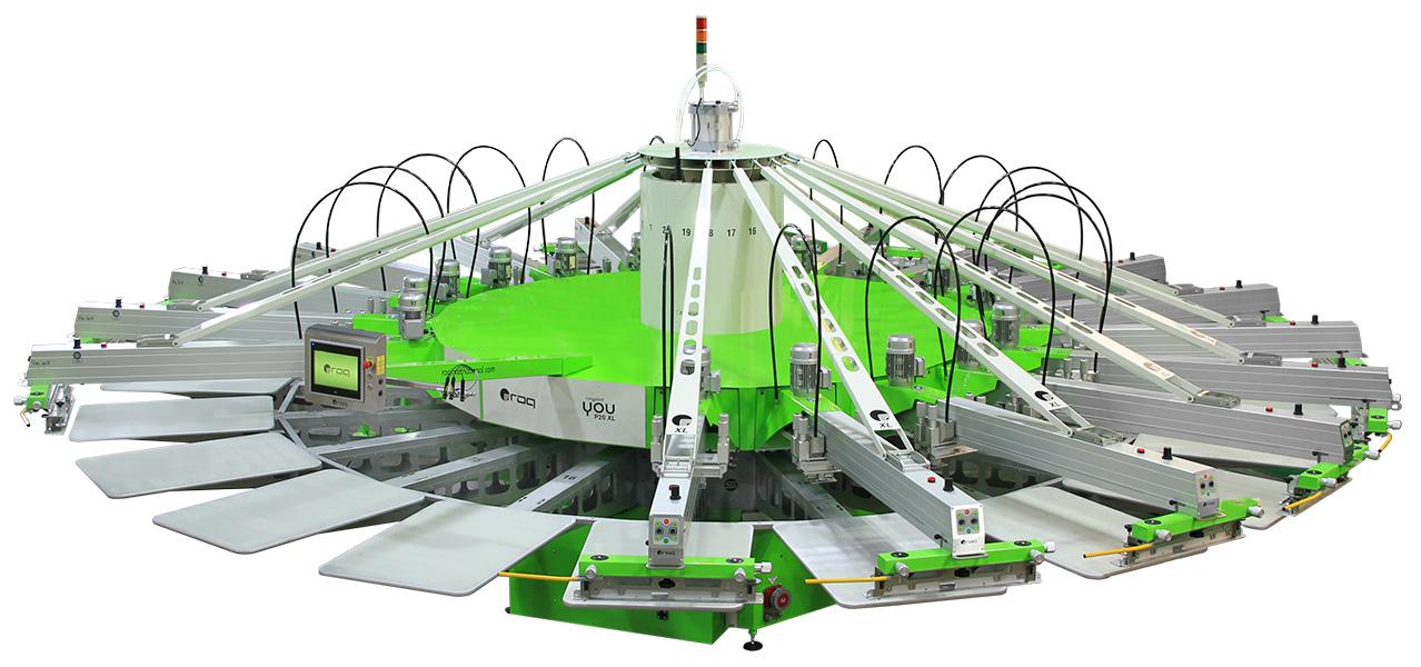 Textildruckmaschine YOU