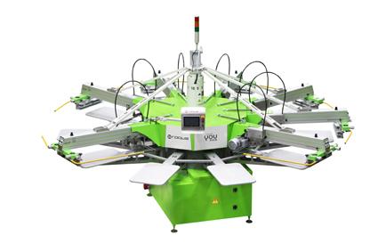 Sroque Textildruckmaschine RoqPrint YOU